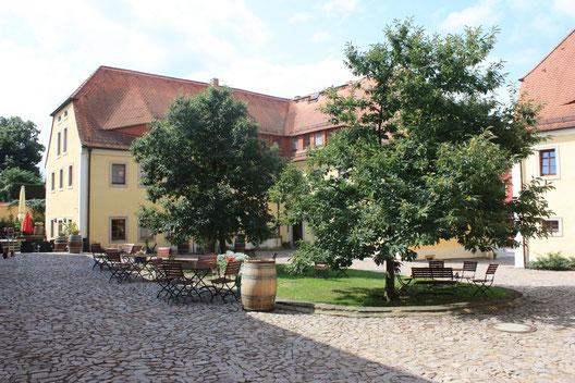 Weingut Schloss Proschwitz in Zadel