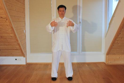 Qi Gong Studio Zhang Wien