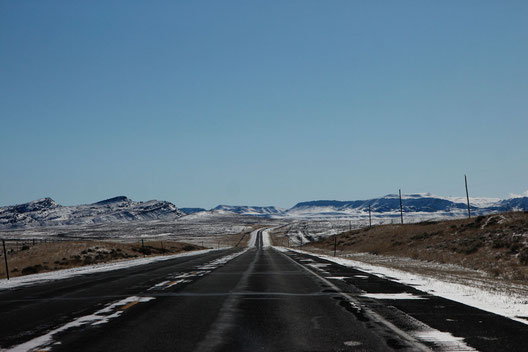 Wyoming landscapes, no people but beauty, roadtrip USA