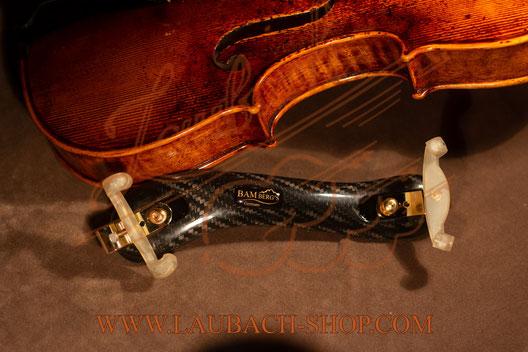 Легкий карбоновый мостик для скрипки  3/4-4/4 BAMBERG´S Acusticus