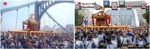 富岡八幡宮例大祭/深川八幡まつり:過去開催の写真