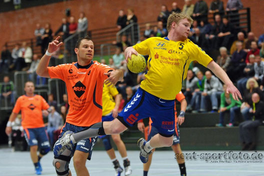 TV Jahn Duderstadt (gelb) vs HF Helmstedt-Büddenstedt
