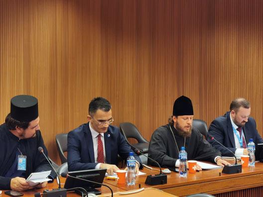 Ивент NGO Public Advocacy по теме нарушения прав верующих в Украине, Черногории и Северной Македонии