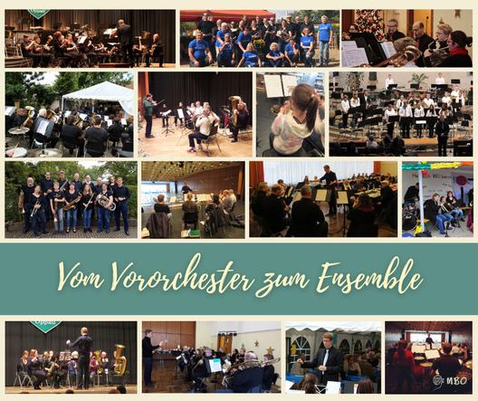 Jubiläum: 10 Jahre Ensemble des Modernen Blasorchesters Oppau (Bildrechte: MBO)