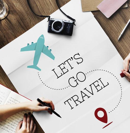 Reisevorbereitungen für Südafrika - Foto von Pixabay