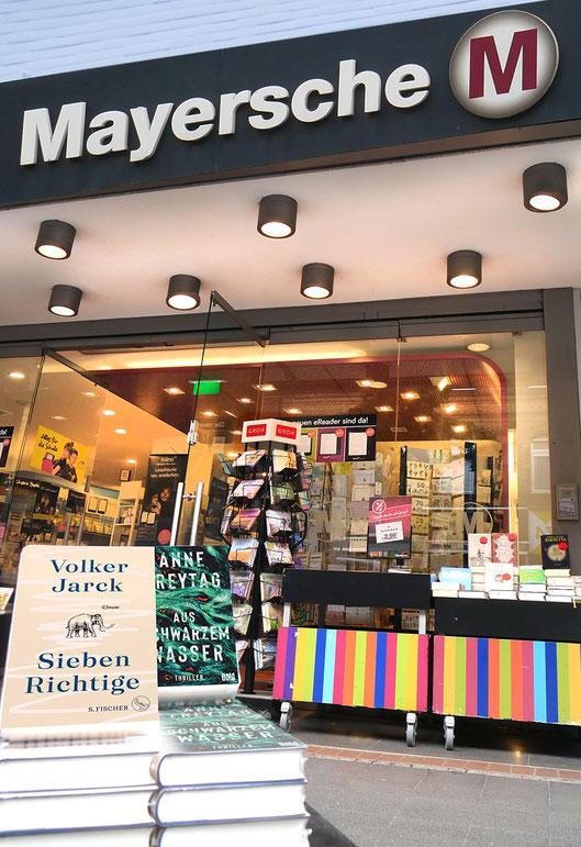 Nordstrasse einkaufen shopping Düsseldorf Buch Geschenke