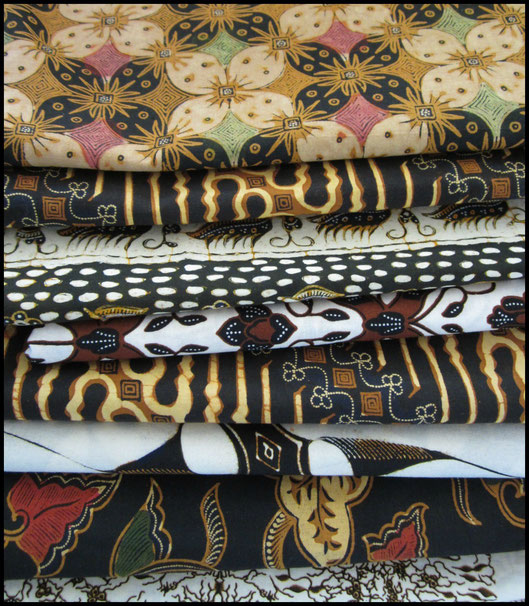 Textiil Batiks