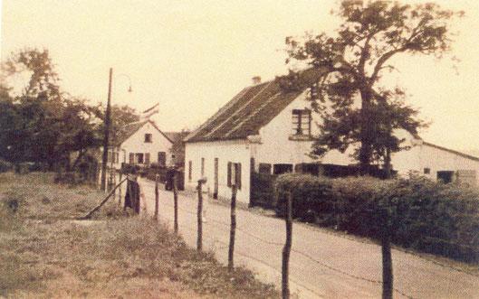 1928, erstes FWF-Domizil in Duisburg-Wanheim