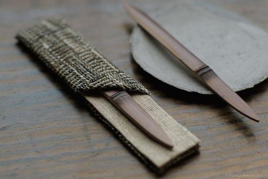 鞘の素材の布地はそのつど変わるようです(Fujifilm X-Pro2)