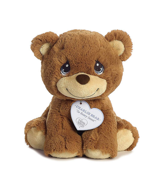 PRECIOUS MOMENTS PELUCHE OSO CHARLIE