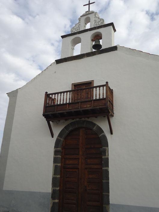 Iglesia del Rosario / Iglesia de San José, Breña Baja.
