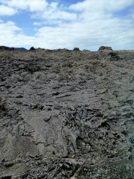 Corro de los Volcanes, en Lotavia / Timanfaya.