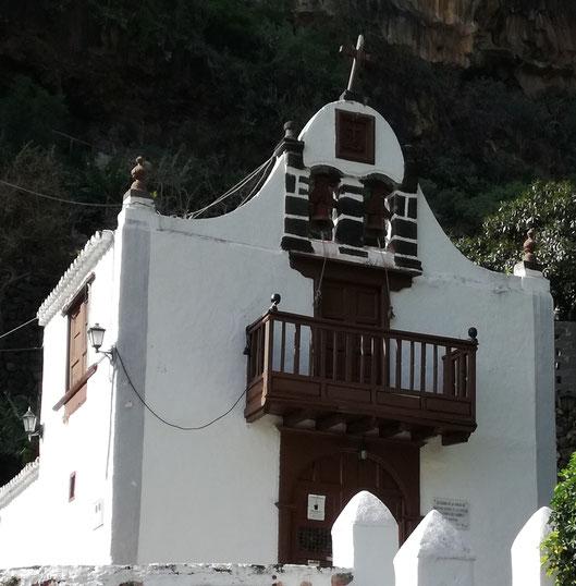 Iglesia de Tingo / Ermita de la Virgen del Carmen, Santa Cruz de La Palma.