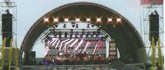 Konzertreise Litauen, 2012