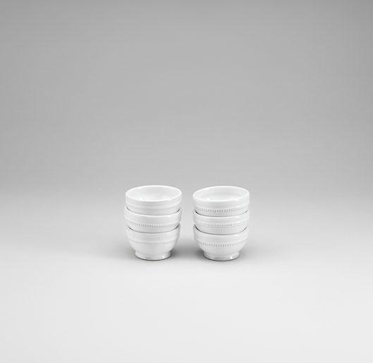 Little bowls (set 36,- EUR)