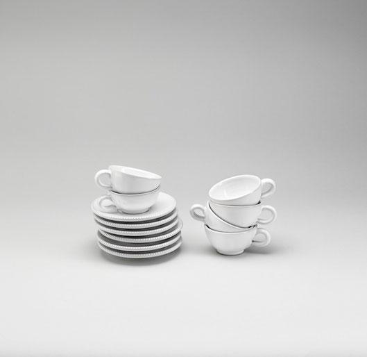 Tazzine da caffè espresso (48,- EUR)
