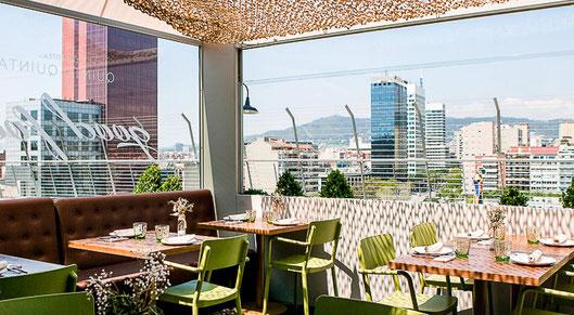 Рестораны Барселоны с красивым видом