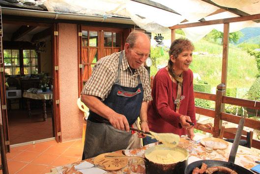 charme du gîte St Cyprien Aveyron