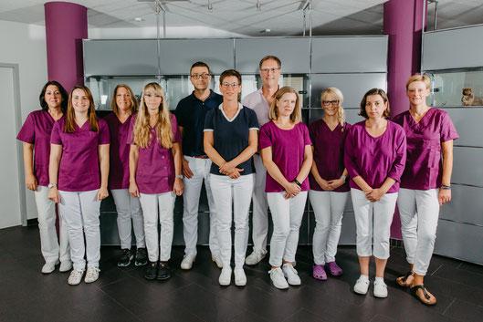Das Team der Urologischen Facharztpraxis Dr. Schanz und Dr. Arndt Salzgitter Bad