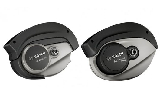 мотор Bosch Active Line plus