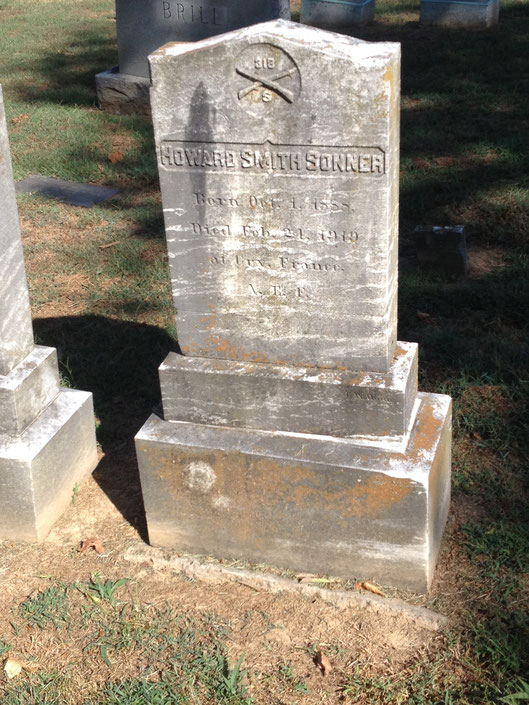 Tombe d'Howard - Howard's grave - FindaGrave.com