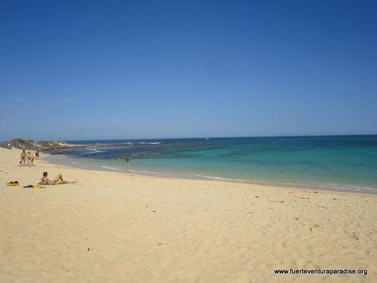 La Grande Playa de Corralejo