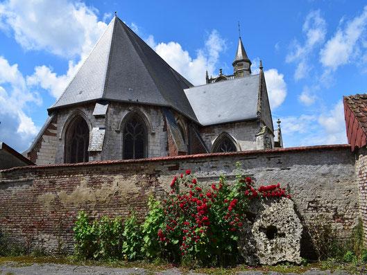 Eglise Saint Séverin Crécy-en-ponthieu
