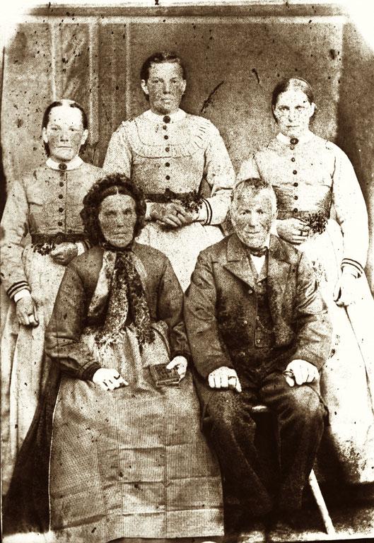Familie Pius Brogli-Speiser