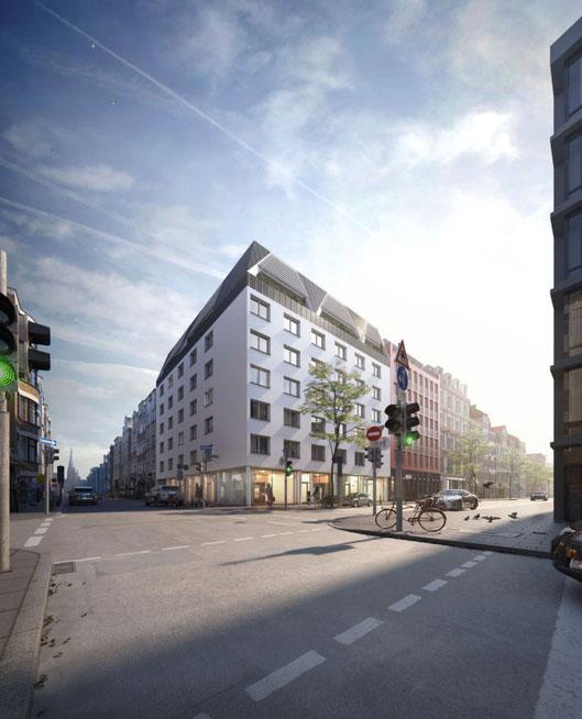 Haus Ludwigvorstadt München