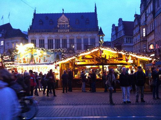 ドイツのクリスマスマーケットはおとぎ話のように幻想的で美しかった