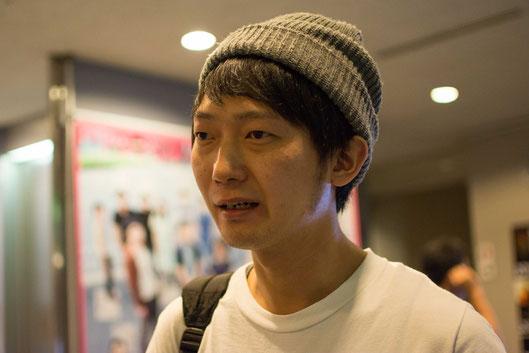 『ガンバレとかうるせぇ』佐藤快磨監督