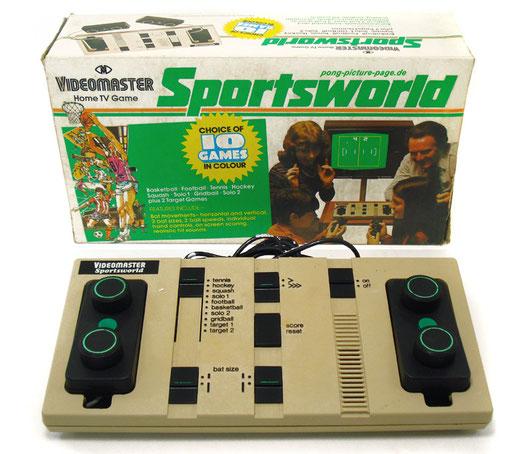 VideoMaster SportWorld, 1978