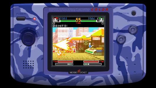SNK Neo Geo Pocket Color, 1999