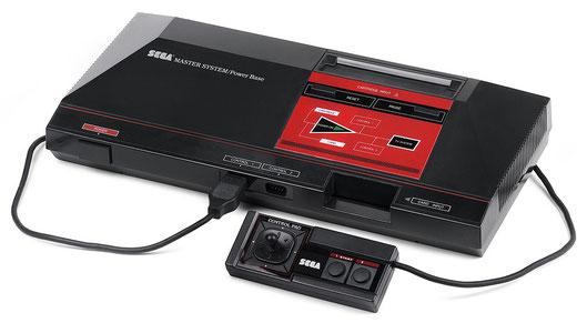 Sega Master System, 1986