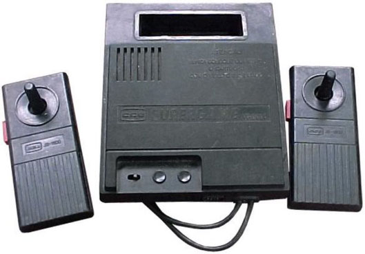 CCE Supergame VG-3000, 1985