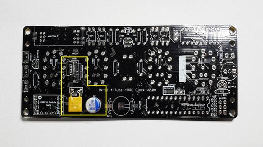 DIP-USB Powered-Arduino 4-tube IN-12 NIXIE Clock-Open Source