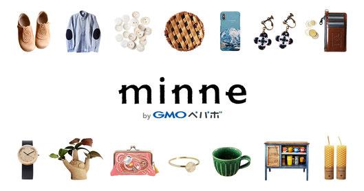 minne(ミンネ)でハンドメイド商品を販売してバーチャルオフィスで起業