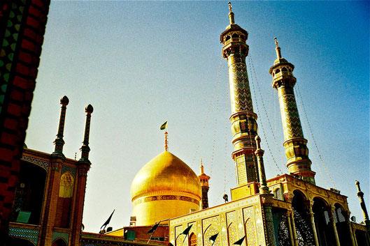 Ghom - Fatima-al-Masuma-Heiligtum