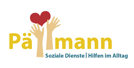 Doris Pällmann, Soziale Dienste, Hilfen im Alltag, Alltagshilfen, Logo von Funkenflug Design, Münster