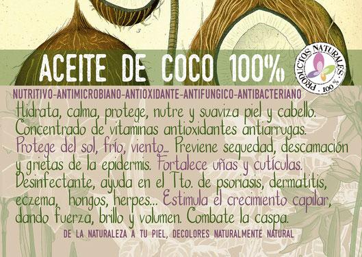 Aceite de coc online-decoloresnatur-cosmética natural y ecológica