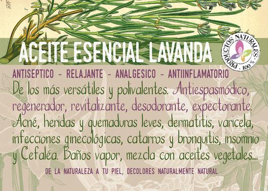 Aceite esencial de lavanda online-decoloresnatur-cosmética natural