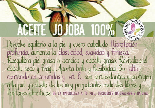 Aceite de Jojoba venta online-cosmética natural certificada-aceites esenciales puros online