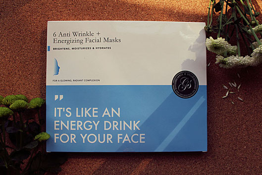 Grace and Stella Wrinkle Mask