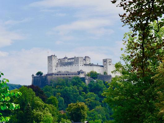 Hohensalzburg Salzburg Festung