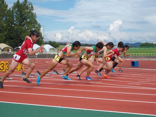 長岡選手権大会 2014.9.14 A男子1500m