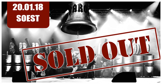 BAROCK the AC/DC tribute show Soest 2018 soldout