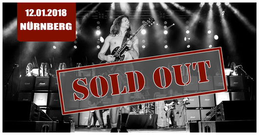 BAROCK the AC/DC tribute show Hirsch 2018 sold out