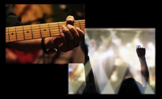 ライブやイベントの出張撮影