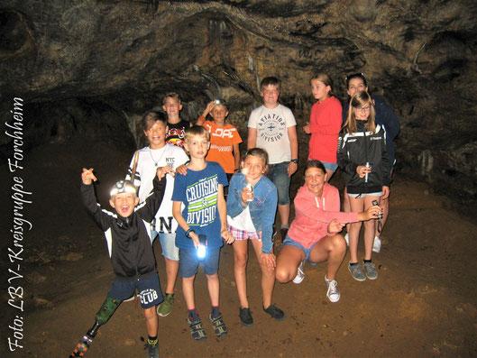 In der Petershöhle