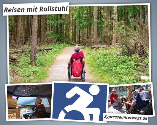 Reisen mit Rollstuhl planen - so gehts!